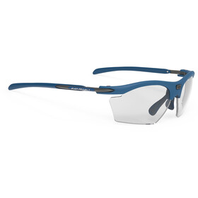 Rudy Project Rydon Slim Glasses pacific blue matte/impactX 2 photochromic black